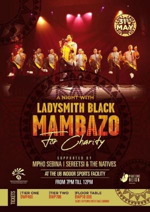 A Night With Ladusmith Black Mambazo